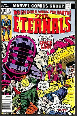 Eternals #7 FN+ 1st App of One-Above-All