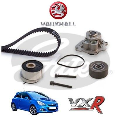Vauxhall Corsa 1.6T VXR OPC Timing Belt Kit With Water Pump A16LER Z16LER