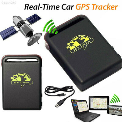 4637 TK102B Mini Car GSM GPRS GPS Tracker Vehicle Tracking Positioning Device