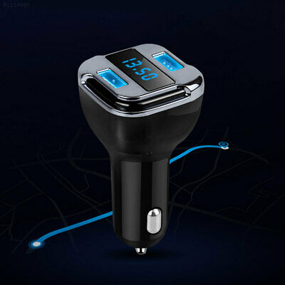 16EE Car Auto Mount GPS Tracker Power Charger LED Display Universial USB Port