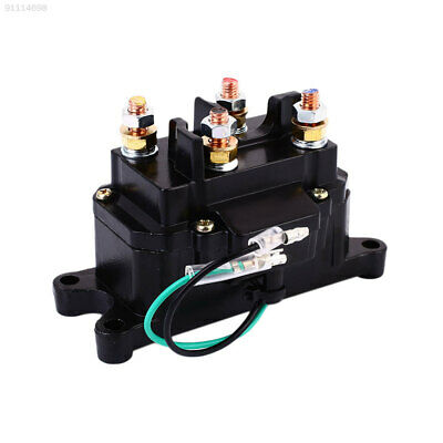 F62A 250A Solenoid Relay Switch Contactor 12V/24V Solenoid Relay Controller