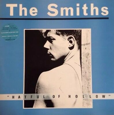 'Hatful Of Hollow' The Smiths Album(CAT ROUGH 76)VG+/VG+