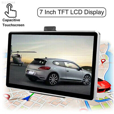 59BF 8GB Auto Navigator Video 7Inch GPS Navigator Capacitive Touch Automobile