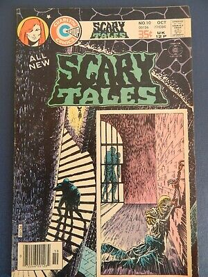 Bronze Age - Charlton Comics - Scary Tales # 10 (1977)