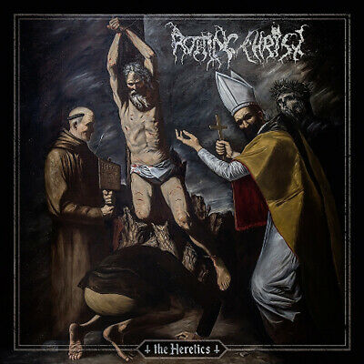ROTTING CHRIST - the heretics DigiCD