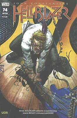 Hellblazer. Vol. 74