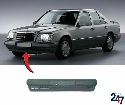 New Mercedes Benz E Class W124 1989-1996 Front Bumper With Moulding 1248804070