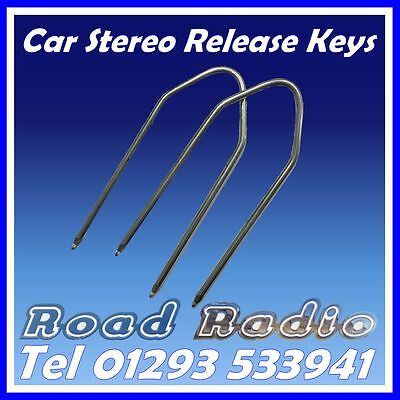 Radio Cd Removal Pins Tools For Ford Fiesta Focus Mondeo Ka