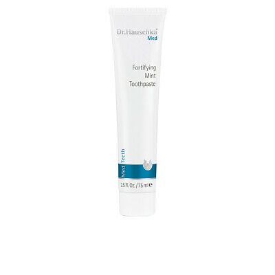 Cosmética Dr. Hauschka mujer FORTIFYING MINT toothpaste 75 ml