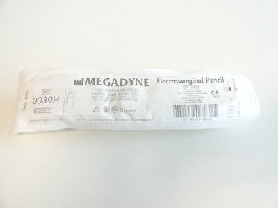 Lot of 5 Megadyne E-Z Clean Electrosurgical Pencil 0039H Expired