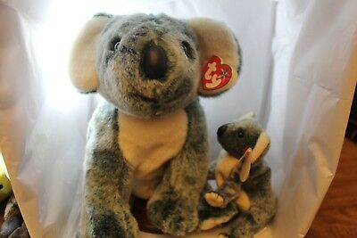 362cfb562ed Ty Beanie Buddy and baby  Eucalyptus  NWT lot of 2 Both in MINT condition