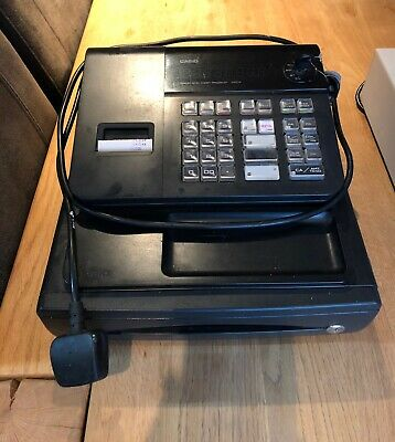 Casio cash register in very good condition going for bargain