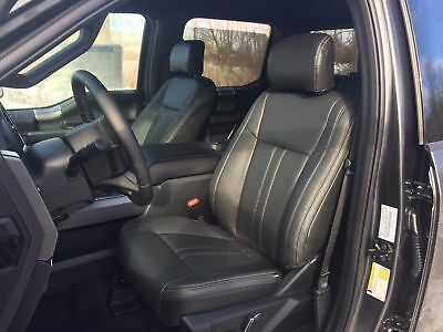 Enjoyable 2019 Ford F250 Xlt Supercrew Katzkin Leather Seat Covers Kit Caraccident5 Cool Chair Designs And Ideas Caraccident5Info