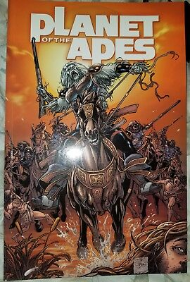 Planet of the Apes Vol. 2 : The Devil's Pawn by Daryl Gregory (2012, Paperback)