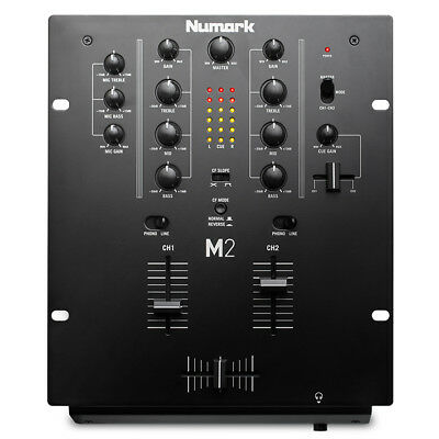 Numark M2 - 2-Channel Scratch DJ Mixer