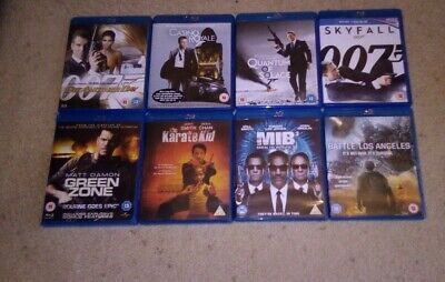 Bundle of Blu-ray films 6 Good Condition 📀📀📀📀