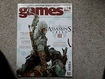 Games TM 121 Assassins Creed 3 Fable Wii U Valve Steam Console