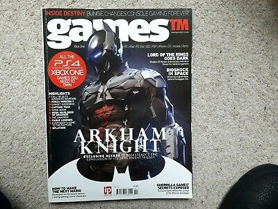 Games TM 151 Batman Arkham Knight Call of Duty Sonic Fable Splatoon