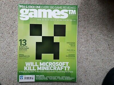 Games TM 154 Minecraft Final Fantasy XV Far Cry 2 Sunset Overdrive