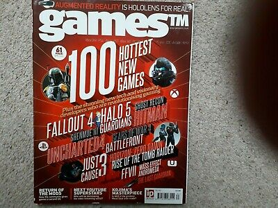 Games TM 163 Star Wars Fallout Halo Hitman Shenmue Uncharted