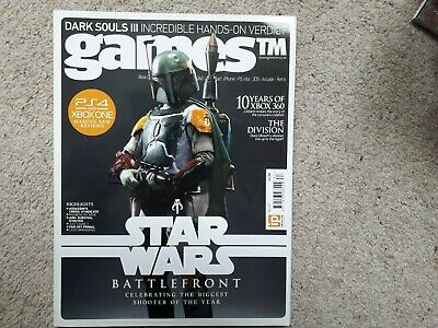 Games TM 167 Star Wars The Division Assassin's Creed Rainbow Six