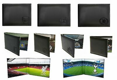Football Leather Stadium Wallets - Team Money Sport Coin Purse - 2019/2020