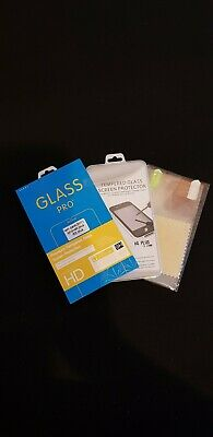 Screen Protector For Apple iPhone 6S Plus - Tempered Glass 100% Genuine *BUNDLE*