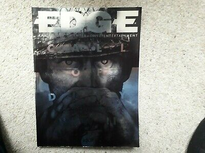 EDGE 307 Call of Duty WWII Special metallic cover