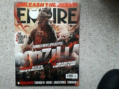 Empire April 2014 Godzilla Star Wars Terry Gilliam