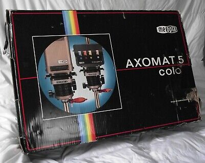 Meopta Axomat 5  Enlarger With Colour Head Excellent Condition, Very Little Use