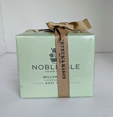 Willow Song by NOBLE ISLE Body Scrub 275g/9.7oz NEW and Sealed