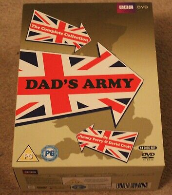 Dad's Army - Complete DVD collection, 14 Disc Set