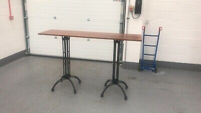 Bar Table Wooden Top