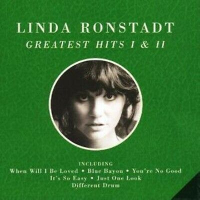 LINDA RONSTADT Greatest Hits 1 & 2 CD *NEW & SEALED*