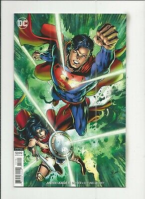 2018 #15 VF//NM Will Conrad Variant Cover Justice League