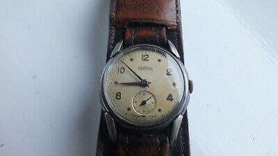 Vintage Roamer And Ingersol Watches Swiss Made In Working Order