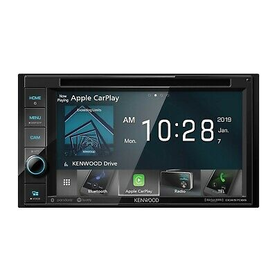 "Kenwood DDX5706S 6.2"" DVD/Bluetooth SiriusXM Ready Double-DIN Receiver"