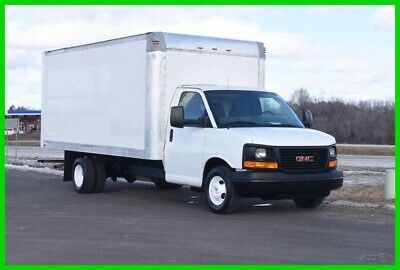 2012 GMC 3500 16ft Box Truck - Excellent Delivery Or Moving Truck