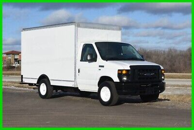 2012 Ford E-350 12ft Box Truck