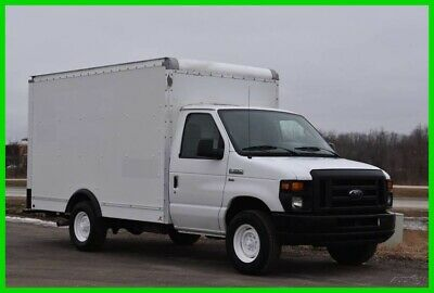 2012 Ford E350 12ft Box Truck - Excellent Delivery or Moving Truck