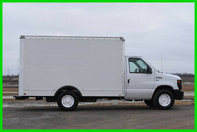2012 Ford E350 12ft Box Truck - Great Delivery or Moving Truck