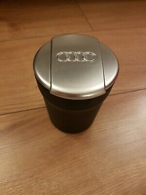 AUDI  ASHTRAY STORAGE CUP COIN HOLDER 8X0 864 575 A genuine