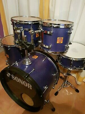 Sonor Sonic Plus Stain Blue