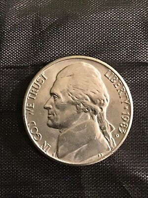 1983 D Jefferson Nickel - 20% off 4+ or 30% off 8+