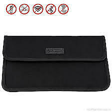 phone RFID Car Key Signal Blocker Case Signal Blocking Bag Shielding Faraday Bag