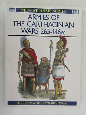 Osprey Men-At-Arms 121: Armies of the Carthaginian Wars 265-146 BC
