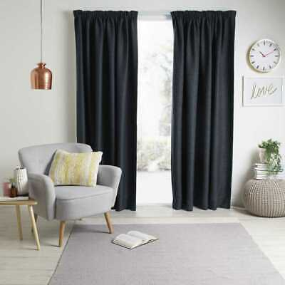 NEW Gummerson Rylee Pencil Pleat Curtains By Spotlight