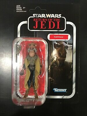 "Star Wars The Vintage Collection Saelt-Marae ""yak Face"" Vc132"