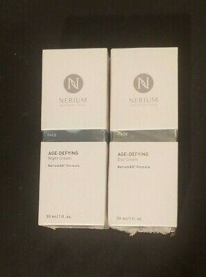Nerium AD Age Defying Day and Night Firming Cream Combo Pack BRAND NEW