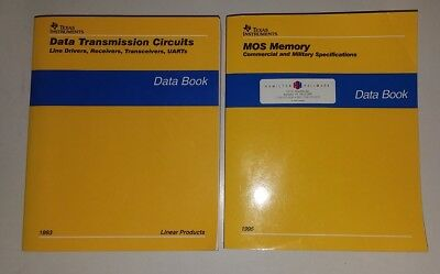 Data Books - Texas Instruments MOS Memory & Data Transmission Circuits